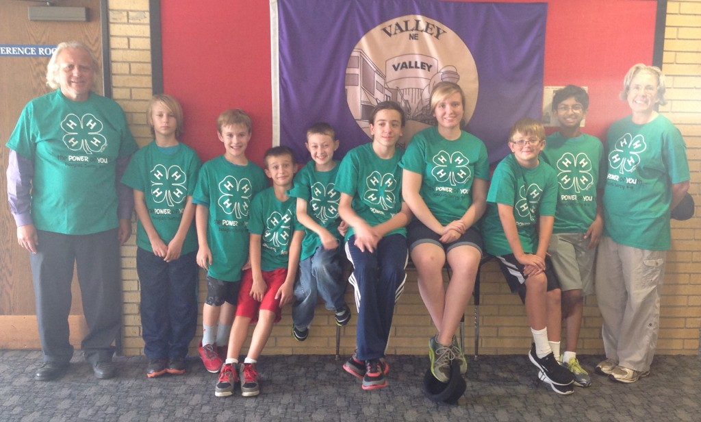 Academy Science 4-H