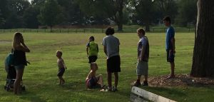 Family Fun in the Park