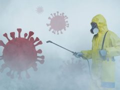 Deep Cleaners Kill Coronavirus